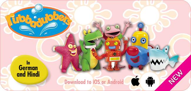 Rubbadubbers. Oznoz   Stuff for bilingual kids